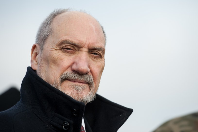 Antoni Macierewicz /Rafal Oleksiewicz/REPORTER /East News