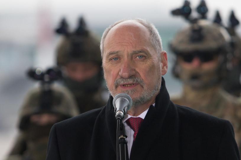 Antoni Macierewicz /Krystian Maj /Agencja FORUM