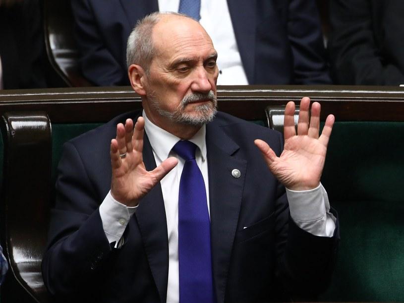 Antoni Macierewicz /Stanisław Kowalczuk /East News
