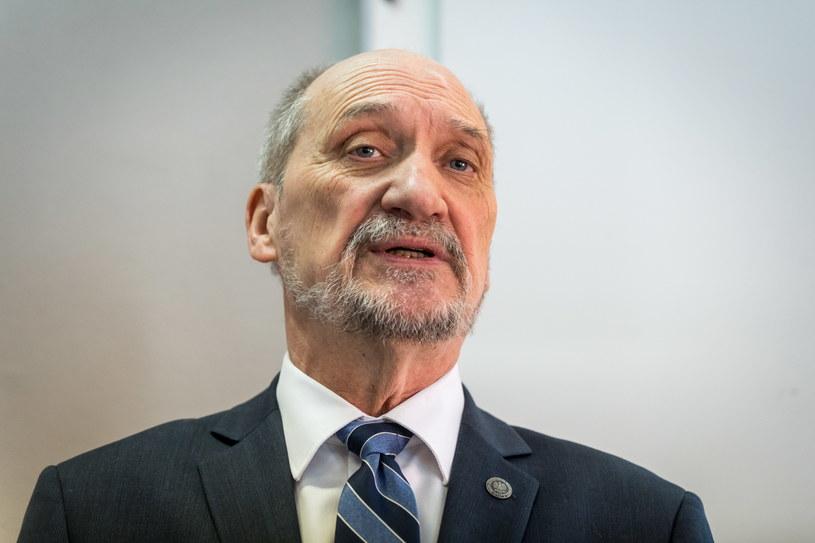 Antoni Macierewicz /Tytus Żmijewski /PAP