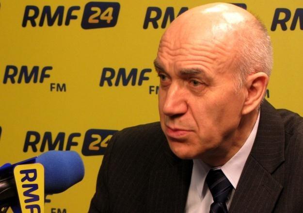 Antoni Mężydło w Kontrwywiadzie RMF FM /RMF
