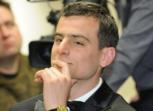 Antoni Pawlicki musi schudnąć do roli / fot. J. Antoniak /MWMedia