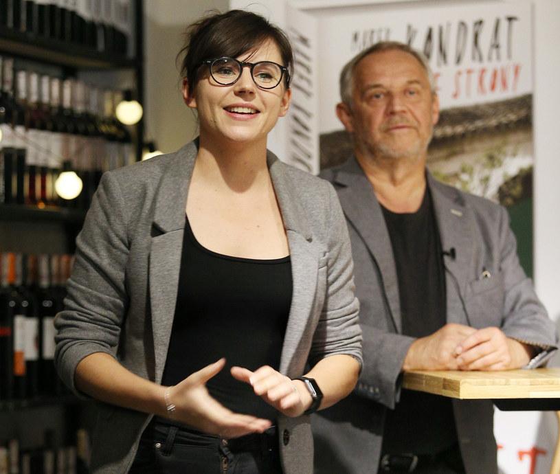 Antonina i Marek Kondratowie /Damian Klamka /East News