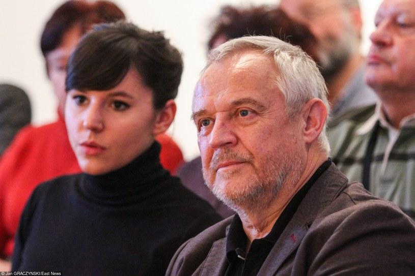Antonina Turnau i Marek Kondrat (fot. Jan Graczyński/East News) /East News