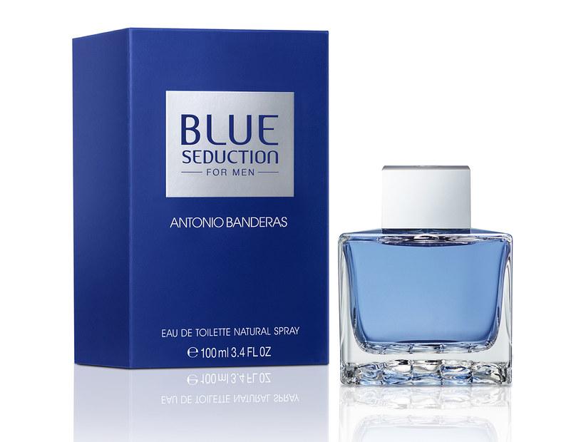 Antonio Banderas Blue Seduction woda toaletowa dla mężczyzn /materiały prasowe