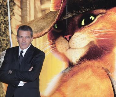 Antonio Banderas po dziesięciu latach znów będzie Kotem w butach