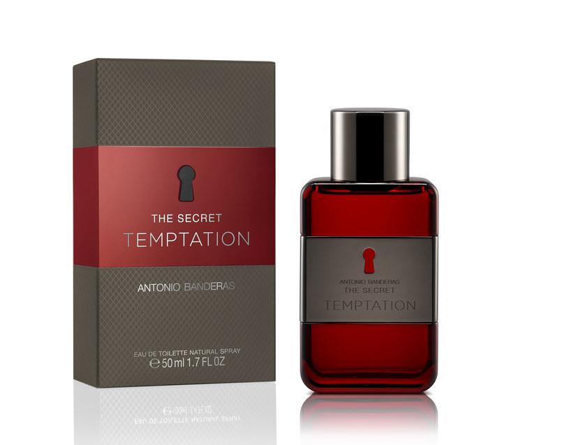 Antonio Banderas The Secret Temptation, woda toaletowa dla mężczyzn /materiały prasowe