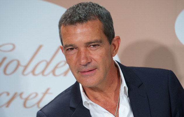 Antonio Banderas /Carlos Akvarez /Getty Images