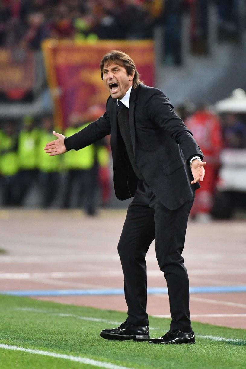 Antonio Conte. Wkrótce w Milanie? /AFP