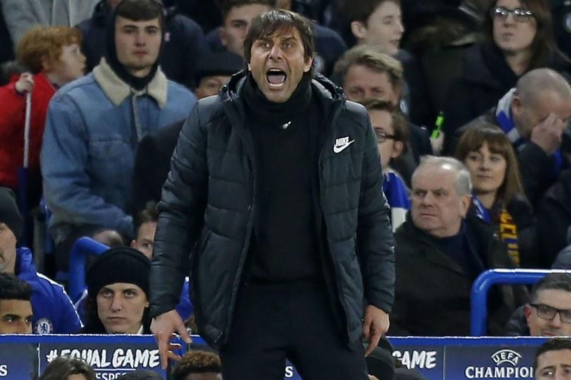 Antonio Conte wróci do Włoch? /AFP