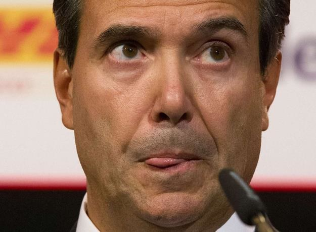 Antonio Horta-Osorio, prezes Lloyds Banking Group /AFP