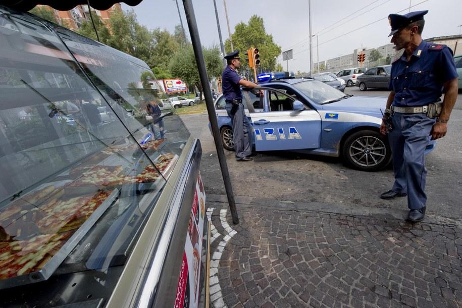 Antonio Iovine współpracuje z policją i włoskim wymiarem sprawiedliwości /CIRO FUSCO /PAP/EPA