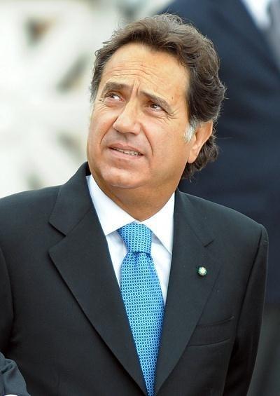 Antonio Manganelli, komendant główny włoskiej policji /AFP