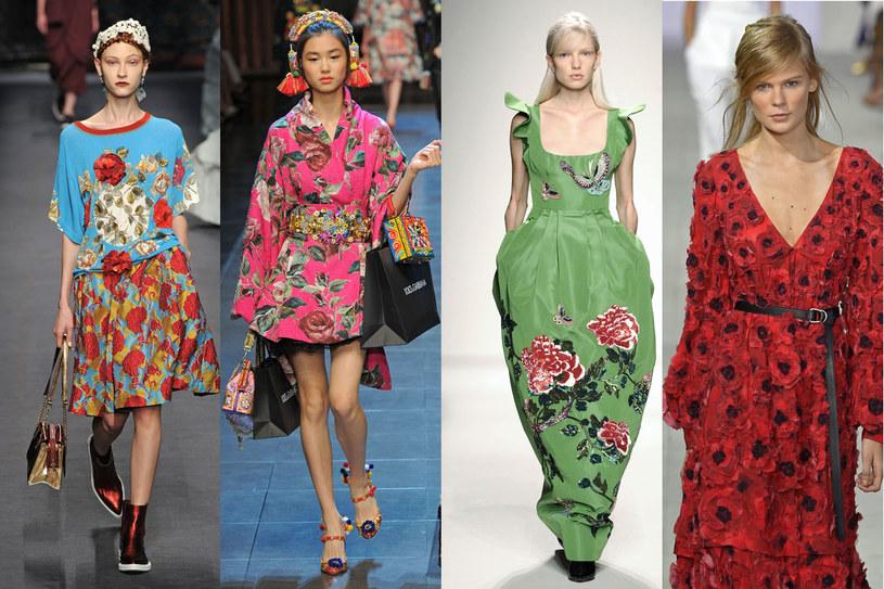 Antonio Marras/Dolce&Gabbana/Andrew GN/Michael Kors /East News/ Zeppelin