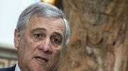 Antonio Tajani przeprosił za swoje słowa na temat Mussoliniego