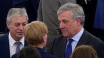 Antonio Tajani wybrany nowym szefem Parlamentu Europejskiego