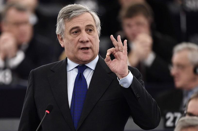 Antonio Tajani /FREDERICK FLORIN /East News