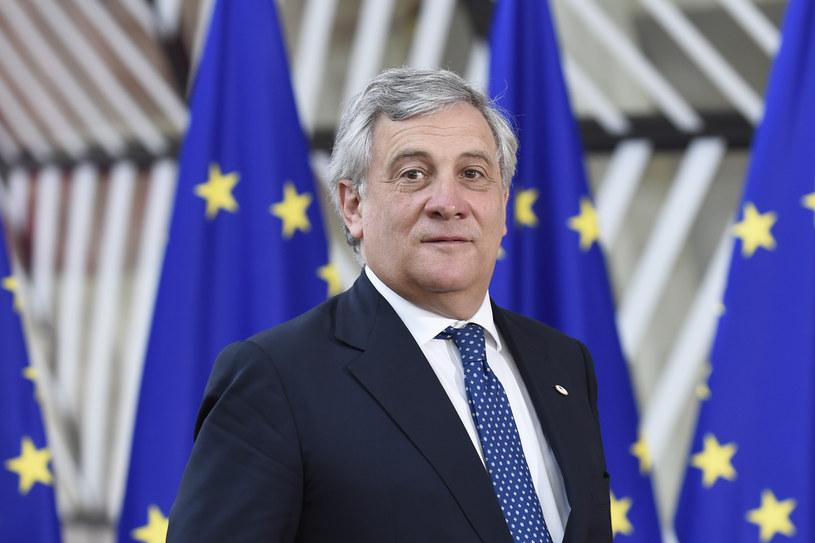 Antonio Tajani /JOHN THYS /AFP