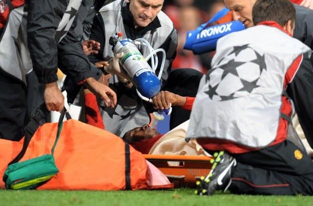 Antonio Valencia odniósł bardzo ciężką kontuzję /AFP