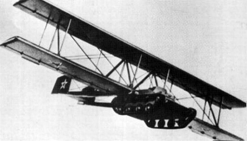 Antonov A-40 - jedyna dostępna fotografia tego modelu /Wikipedia
