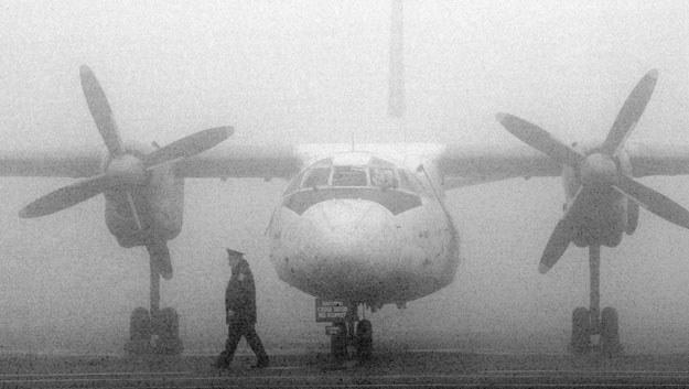 Antonow-24: Takim samolotem Czesław Kudłek uciekł do Berlina Zachodniego (zdjęcie ilustracyjne) /AFP