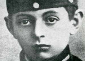 Antoś Petrykiewicz, najmłodszy obrońca Lwowa