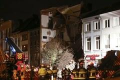 Antwerpia - wybuch gazu: odnaleziono pod gruzami 7 żywych osób
