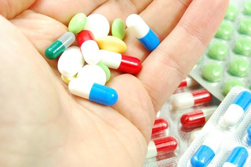 Antybiotyki działają globalnie na nasz organizm i długoterminowo /123RF/PICSEL