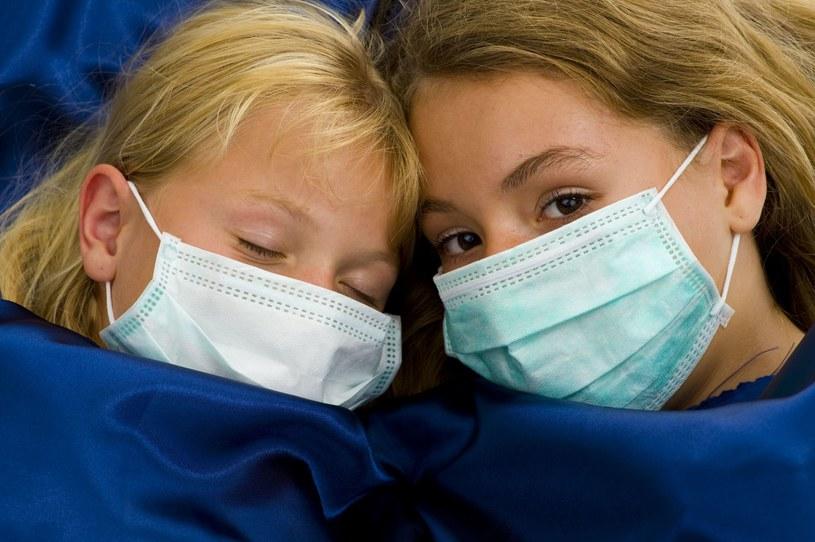 Antybiotykooporności może być szczególnie niebezpieczna w przypadku dzieci /123RF/PICSEL
