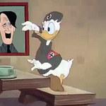 Antyhitlerowska kreskówka o Kaczorze Donaldzie znów jest legalna