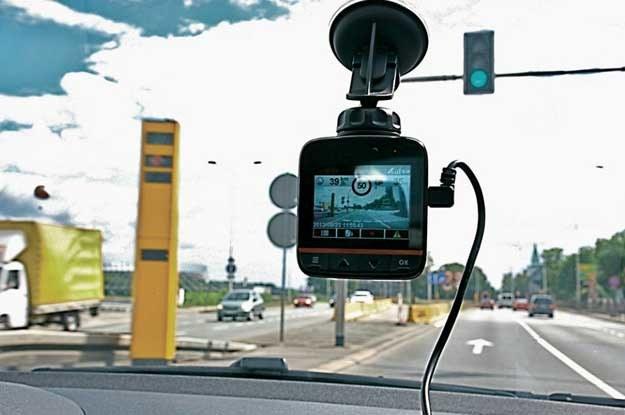 Antykamerkowcy  powołują się na zakaz używania kamer np.: w Niemczech /Fot. Motor /