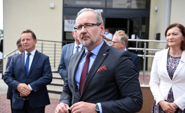 Antyszczepionkowcy zakłócili konferencję ministra zdrowia
