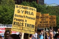Antywojenne nastroje w USA. Amerykanie nie chcą interwencji