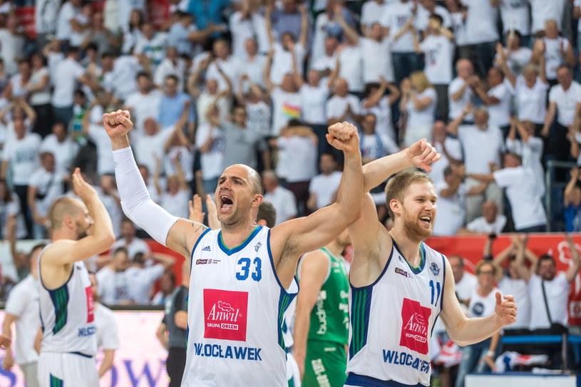 Anwil Włocławek /PAP/Tytus Żmijewski /PAP