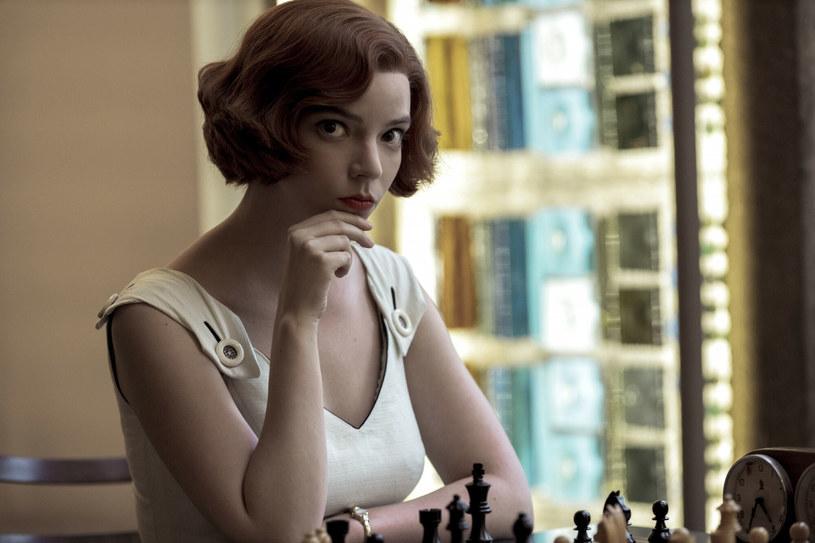 Anya Taylor-Joy /Netflix / The Hollywood Archive / Hollywood Archive/Photoshot/Ea /East News