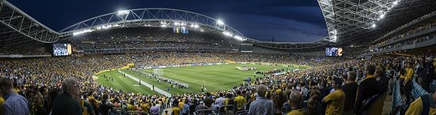 ANZ Stadium w Sydney. Fot. Dominic Lorrimer /Getty Images/Flash Press Media