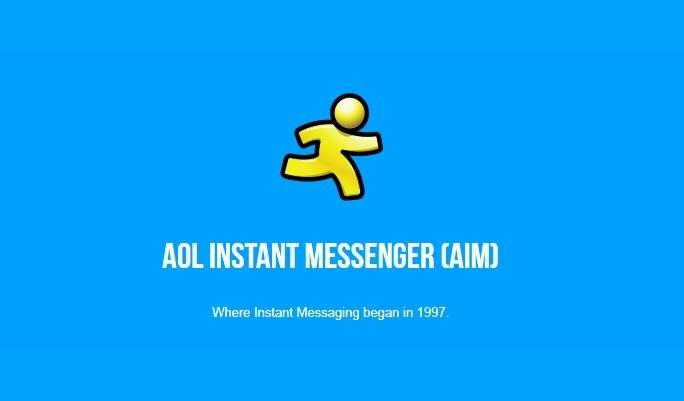 AOL Instant Messenger zostanie wyłączony 15 grudnia /materiały prasowe
