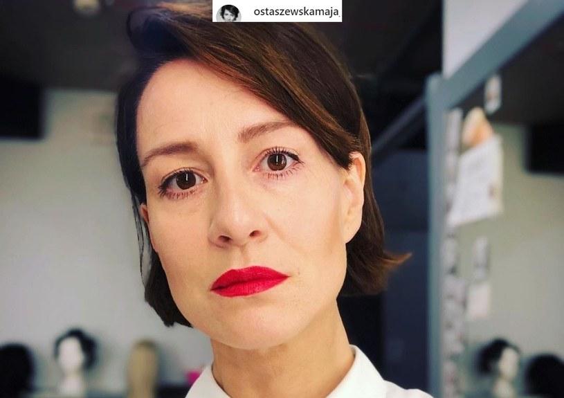 @ostaszewskamaja_official /Instagram
