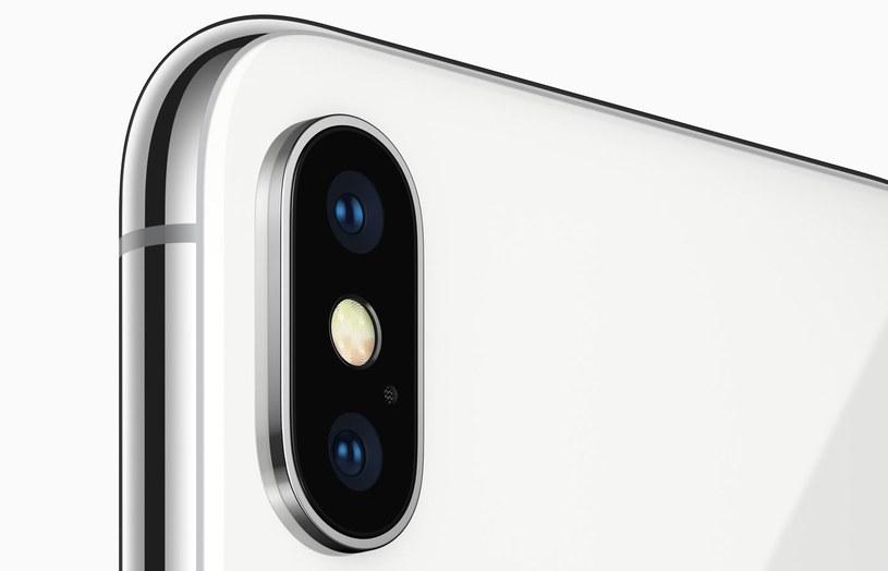 Aparat iPhone'a X jest bardzo wysoko oceniany /materiały prasowe