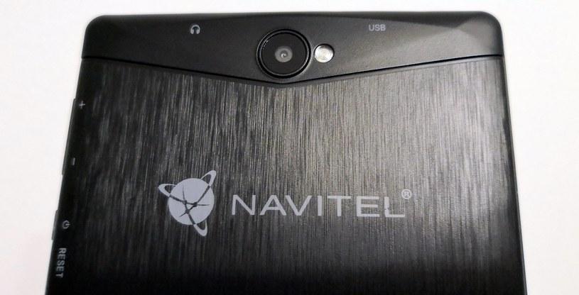 """aparat nie jest mocną stroną Navitel T500, ale kto oczekuje od tego urządzenia dobrych zdjęć? Natomiast """"plecyki"""" tabletu prezentują się całkiem poprawnie /INTERIA.PL"""