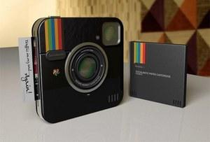 Aparat Socialmatic, czyli ikona Instagram ożyła