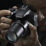Aparat z zoomem 65x – Canon PowerShot SX60HS