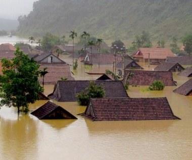 Aparaty znikną ze sklepów przez powódź w Tajlandii