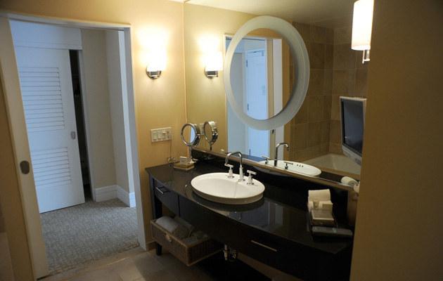 Apartament w Bevely Hotel - w takim samym mieszkała Whitney Houston /Splashnews