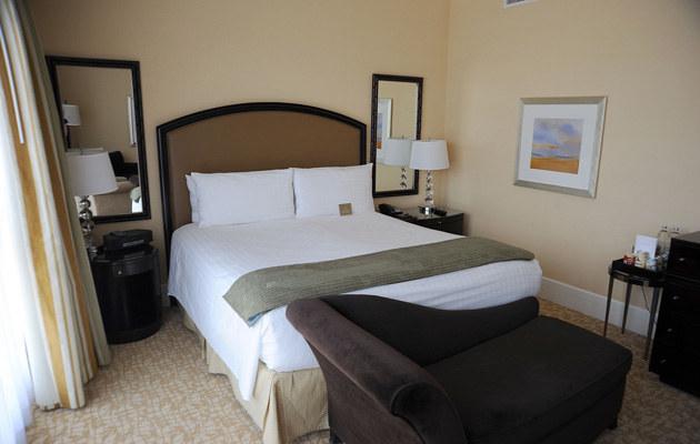 Apartament w Beverly Hotel - w takim samym mieszkała Whitney Houston /Splashnews