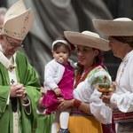 """Apel papieża Franciszka ws. migrantów i uchodźców. """"To znak naszych czasów"""""""