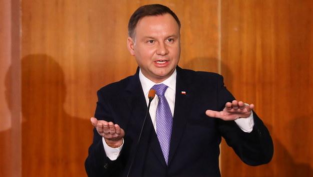 Apel prezydenta Andrzeja Dudy ws. dzików, reakcja ministra środowiska