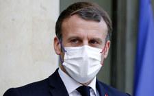 Apel prezydenta Francji Emmanuela Macrona: Wytrzymajcie, za kilka tygodni odczujemy skutki szczepień
