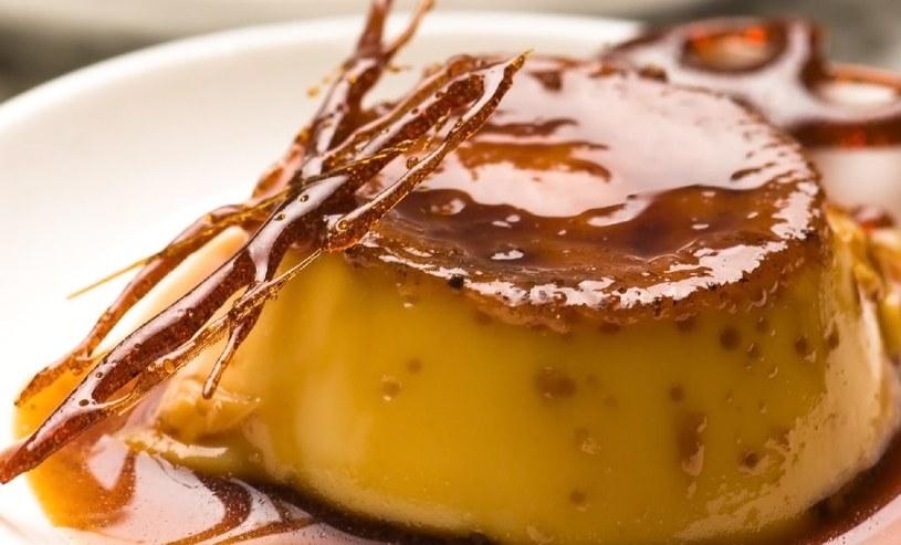 Apetyczny pudding /©123RF/PICSEL