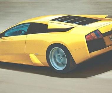 Apetyt na Lamborghini